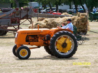 Threshing Show 2009